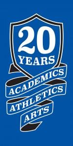 Centennial Banner(20Years)