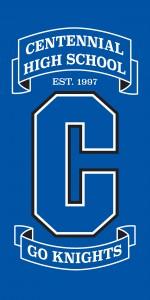 Centennial Banner(GoKnights)