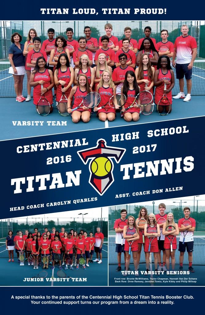 Tennis Poster(m)